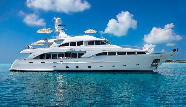 Felicita Charter Yacht