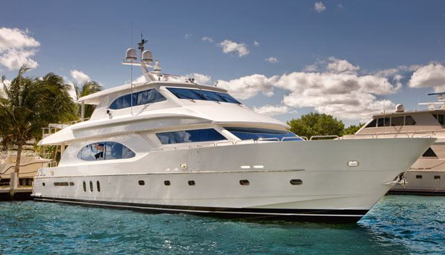 My Angel Charter Yacht