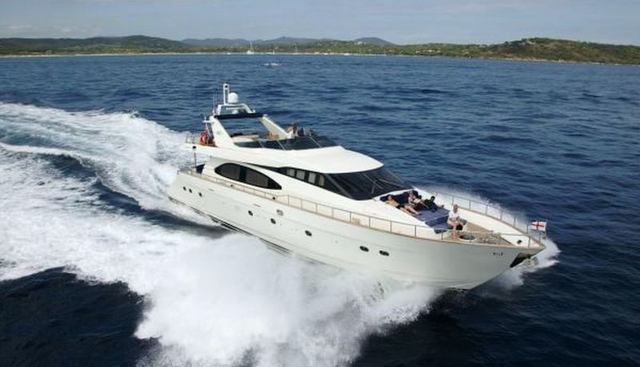Daphne Charter Yacht