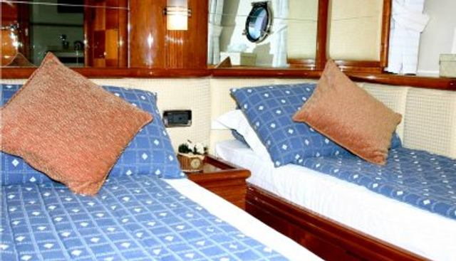 Time Out Charter Yacht - 5
