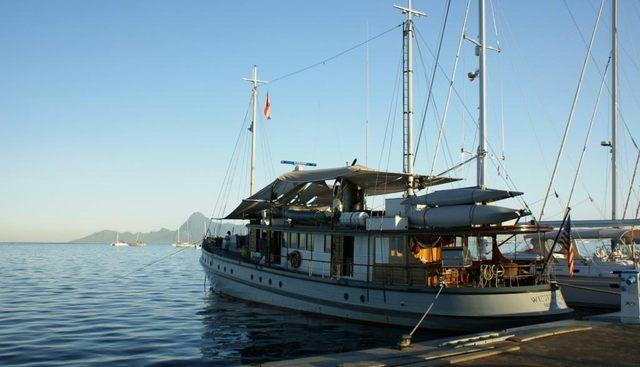 Westward Charter Yacht - 4