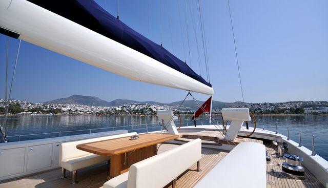 Tuyika S Charter Yacht - 4