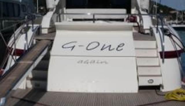 G-One Again Charter Yacht - 2
