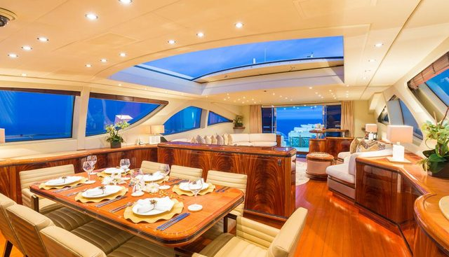 Incognito Charter Yacht - 8