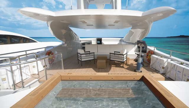 Infinity Pacific Charter Yacht - 2