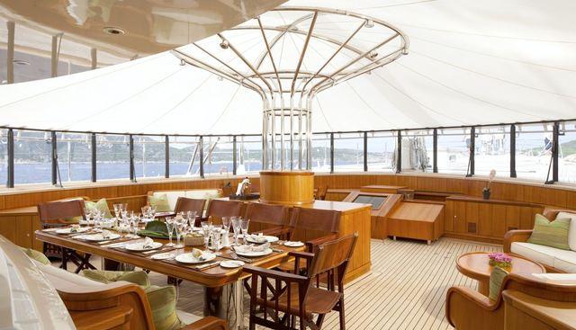 La Luna Charter Yacht - 4