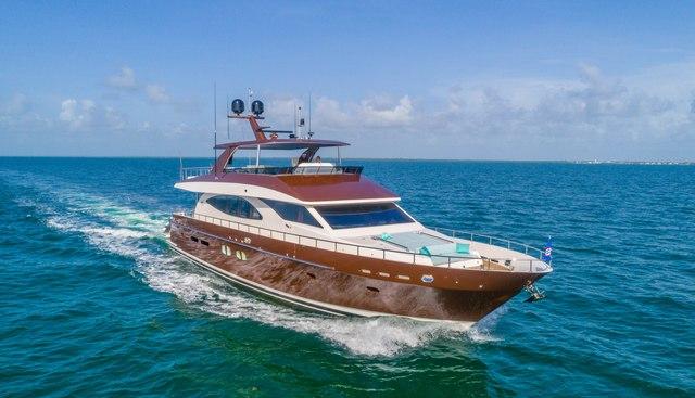Deal Maker Charter Yacht