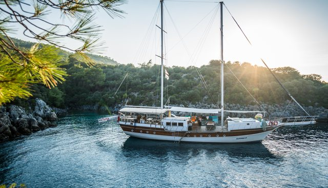 Alaturka 81 Charter Yacht