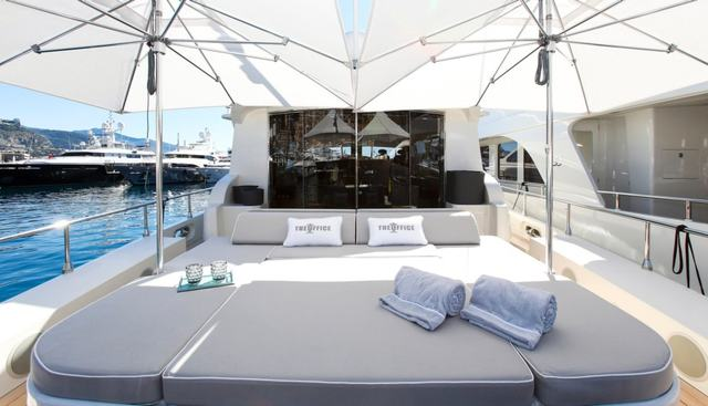 The Office Charter Yacht - 4