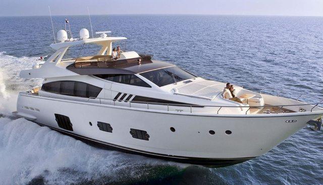 JPS Charter Yacht