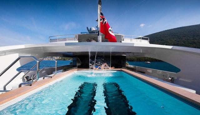 Galactica Super Nova Charter Yacht - 3