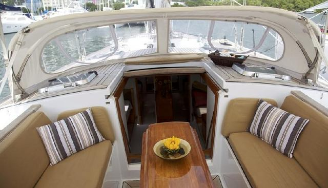 Cap II Charter Yacht - 4
