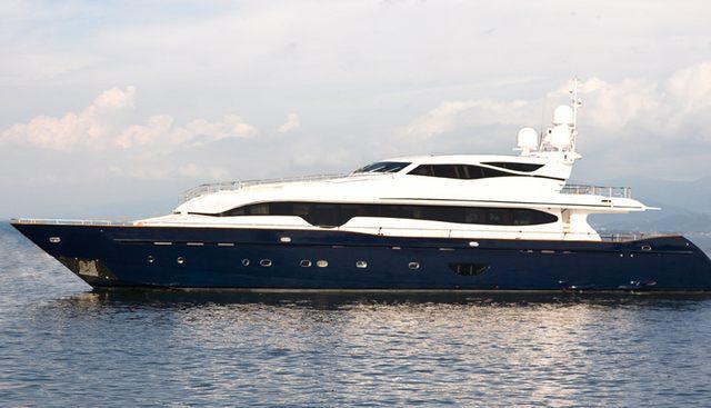 Aldoga Charter Yacht