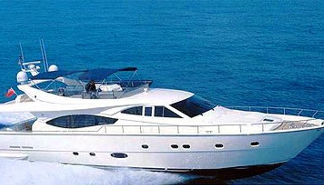 Gwylan Charter Yacht