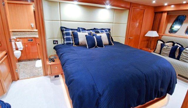 Carnivore Charter Yacht - 8