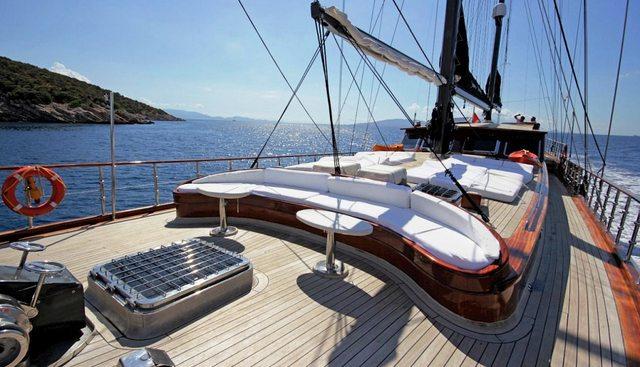 Kaya Guneri Plus Charter Yacht - 2
