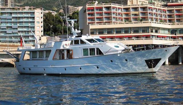 African Queen II Charter Yacht