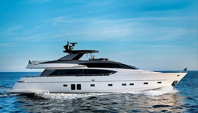 Easiest Child Charter Yacht