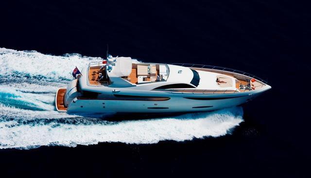 Sunkiss Charter Yacht