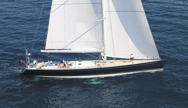 Only Now Charter Yacht