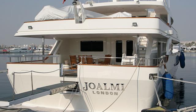 Joalmi Charter Yacht - 2