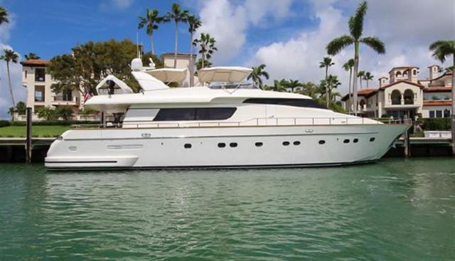 Jerico Charter Yacht