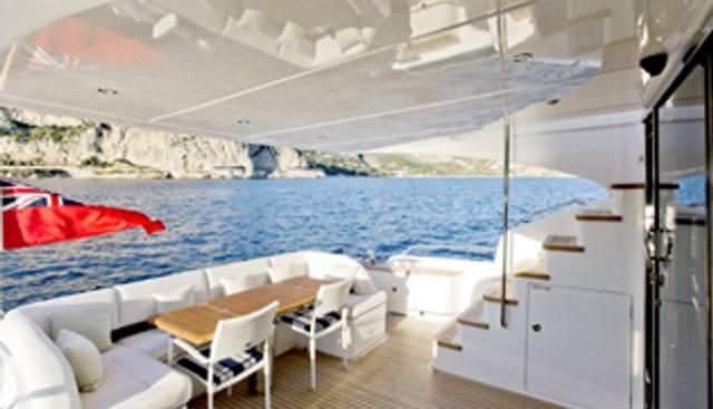 Carte Blanche III Charter Yacht - 3
