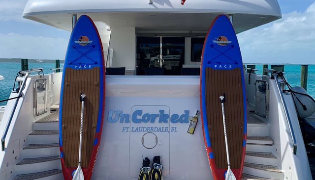 Uncorked Charter Yacht - 5