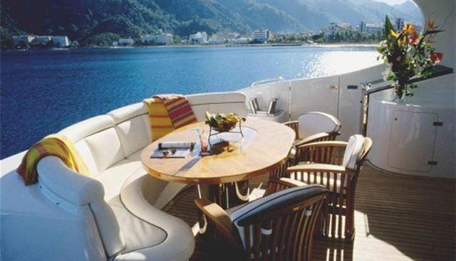 Arumaaz Charter Yacht - 4