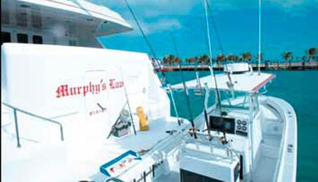 Murphy's Law Charter Yacht - 5