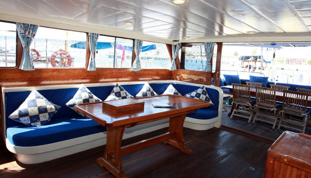 Seher 1 Charter Yacht - 4