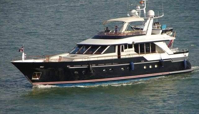 Bluesette Charter Yacht - 2