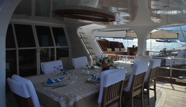 Esma Sultan Charter Yacht - 2