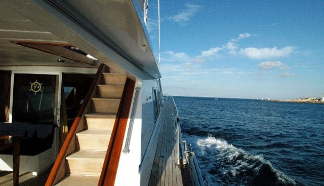 Imperial Princess Charter Yacht - 2