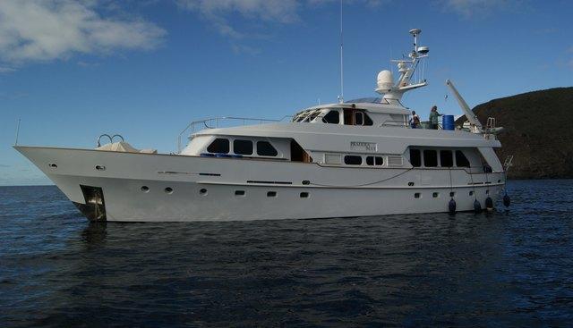 Suakin Charter Yacht