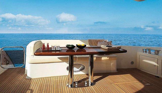 Emmy Charter Yacht - 3