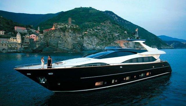 Emocion Charter Yacht - 2