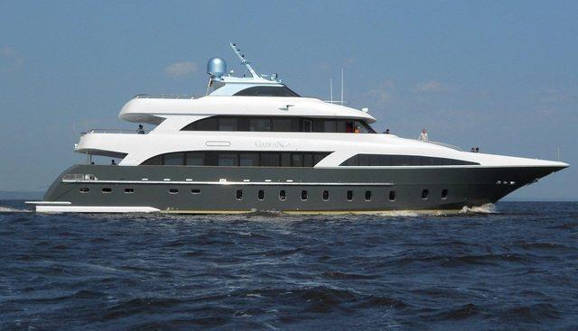Gadean Charter Yacht