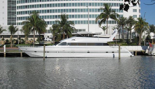 Joanna II Charter Yacht