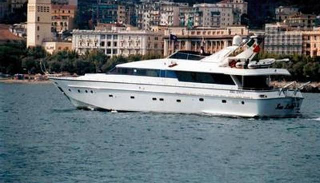 Sea Lady Charter Yacht - 3