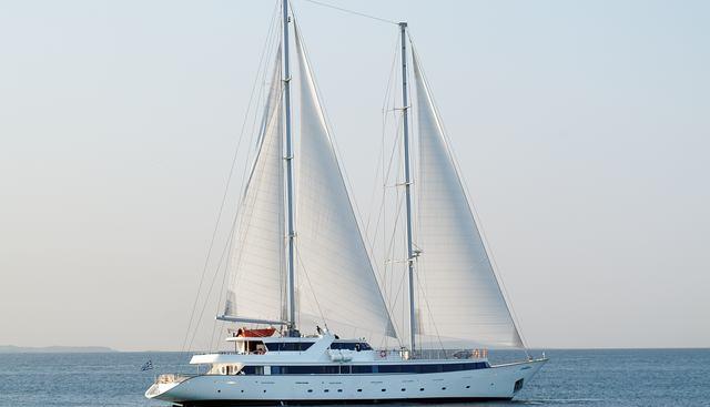 Pan Orama II Charter Yacht - 2