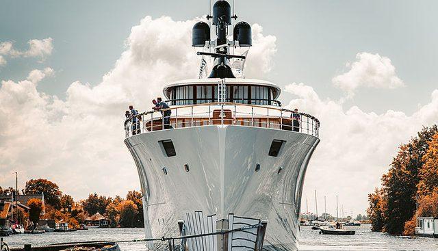 Pi Charter Yacht - 6