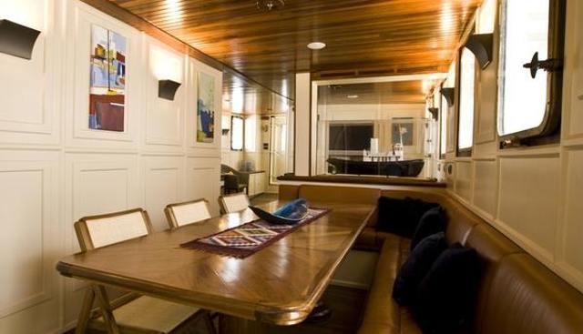 Catriel Charter Yacht - 3