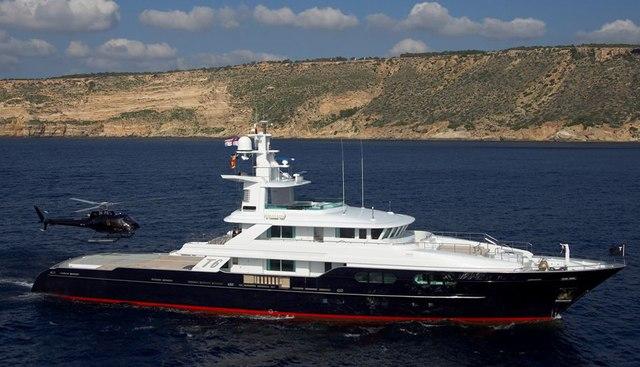 V6 Charter Yacht