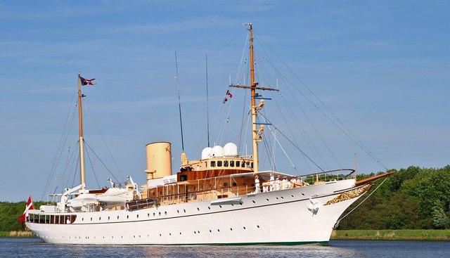 Dannebrog Charter Yacht
