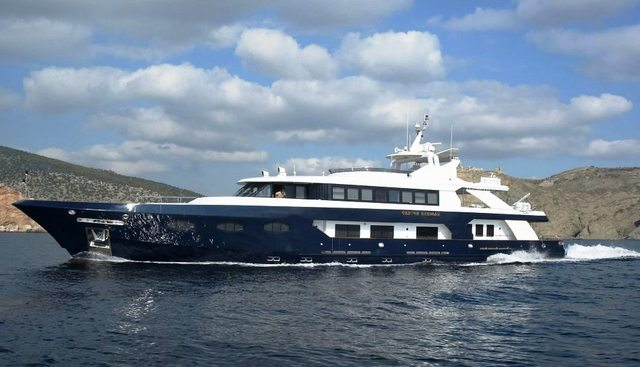 Svyatoy Nikolay Charter Yacht