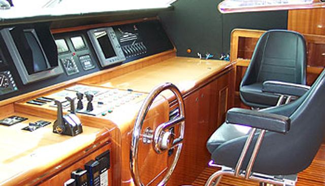 White Star Of London Charter Yacht - 4
