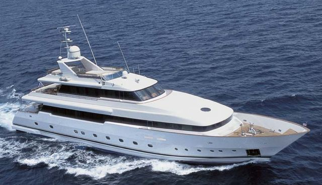 O'Rion Charter Yacht