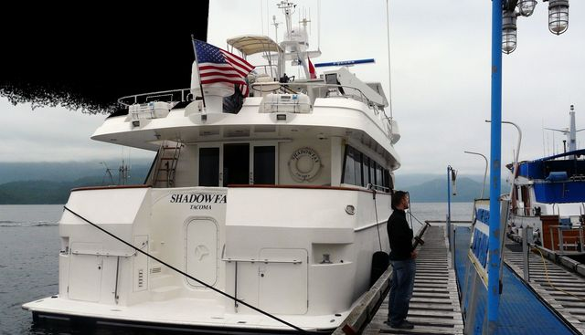 Shadowfax Charter Yacht - 2