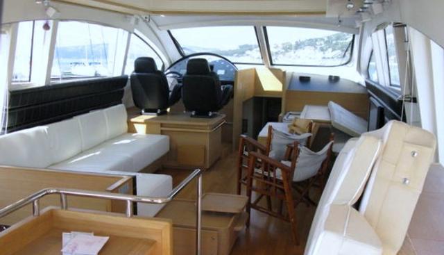 Aicon 72 SL Charter Yacht - 3